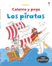 Piratas, Los. Coloreo y pego