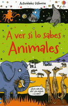 A ver si lo sabes. Animales