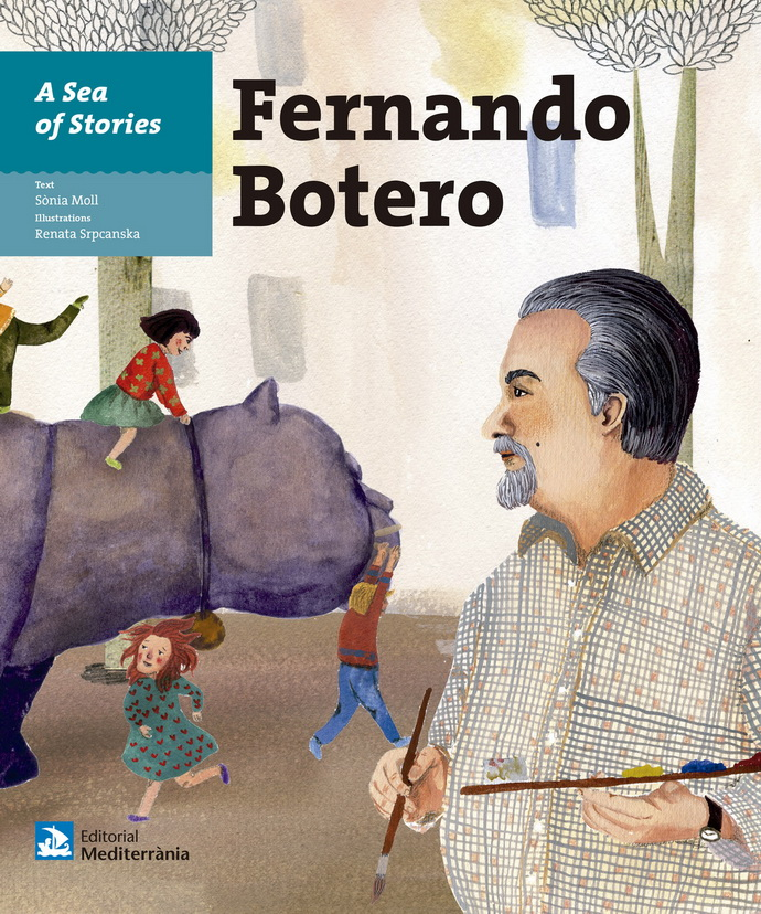 A sea of stories. Fernando Botero